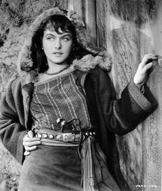 Paulette Goddard. Underrated. More known for being one of Charlie Chaplin's many wives.