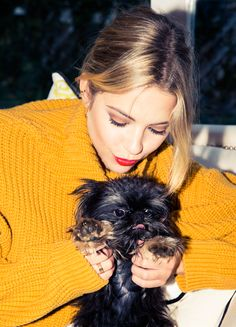 We don't know about you, but our dream day looks something like, well, this.  http://www.thecoveteur.com/ashley-benson/