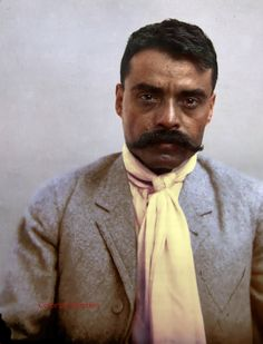 https://flic.kr/p/xLgRAA | Emiliano Zapata, 04.12.1914