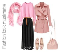 """fashion look hijab"" by riyas on Polyvore featuring mode, Marc by Marc Jacobs et River Island"