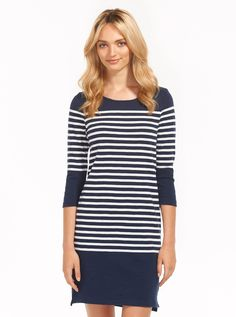 Image for Bretton Stripe Dress from Just Jeans