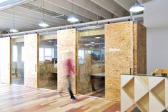 AT Office by Est Architecture, Montreal – Canada » Retail Design Blog