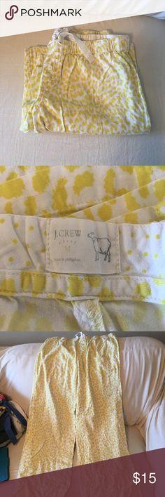 J. Crew Pajamas So comfy cozy!! Love these! No stains or flaws. J. Crew Intimates & Sleepwear Pajamas