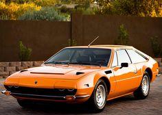 1972 Lamborghini Jarama 400 GTS