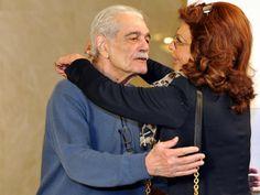 (Omar Sharif & Sophia Loren)