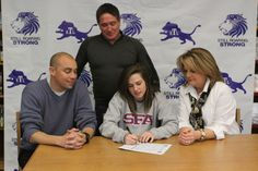 RLT Athletes Sign With Colleges. Stories Of Success, Colleges, Athletes, Sign, University, Signs