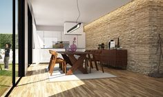 Kitchen+Livingroom
