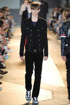 Diesel Black Gold Spring 2015 Menswear - Collection - Gallery - Look 23 - Style.com