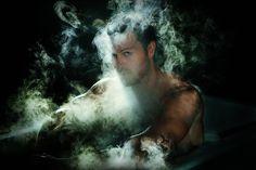 """Dan Feuerriegel in """"The Tub"""""""