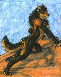 Wen by Goldenwolf.deviantart.com on @deviantART
