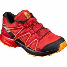 e56095481811a5 SALOMON SPEEDCROSS K FIERY 2017 chaussure de trail junior Chaussure  Salomon, Chaussure De Trail,