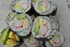 sushi make by nat