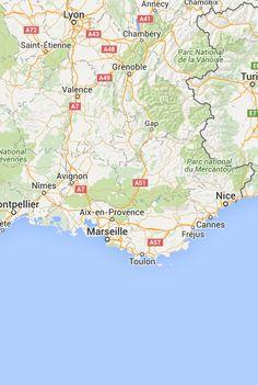 Saint Tropez Map Tourist Attractions Saint maxime Pinterest