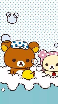 rilakkuma and cute 圖片