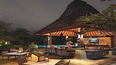 Traditional mini bar at Ramayana Resort And Spa Kuta, Bali