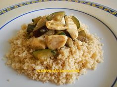 couscous with chicken and vegetables m@tematicaecucina: Cous Cous con Pollo e Verdure