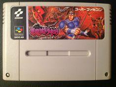 Super Castlevania 4 Super Famicom (Jap)