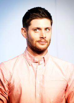 Jensen - Asylum2015 - I saw this actual face with my face!!!