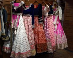 Inside the Ensemble Store in Delhi: Summer 2014 Bridal Buys !