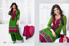D.N. 1148 US $50 To buy this suit, click here:http://bit.ly/nagfashion. Suit excludes shipping and stitching. Standard stitching is $22. Shipping worldwide is $15/kg. For wholesale or retail, kindly mail your query on NagFashion-nagfashionboutique@gmail.com.