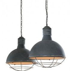 Hanglamp Raster Grijs €209