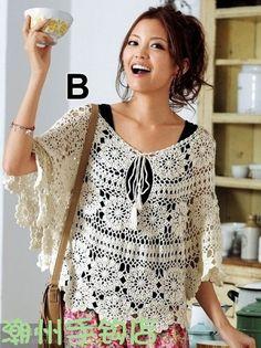 boho+shawl+free+pattern+ | Weddings Shawl White Crochet Shawl Boho Gypsy Shawl Patchwork Wrap ...