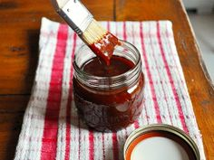 Honey Chipotle BBQ Sauce - Vegan w/ agave and vegan Worcestershire