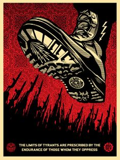 Shepard Fairey on Capitalism, Freedom, Selling Out, and What Makes Great Art | Brain Pickings