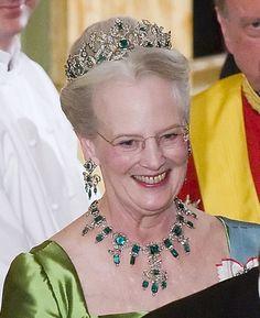 Glad Dronning Magrethe II