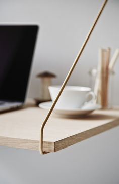I wouldn't mind a shelf like this for my tea & coffee supplies