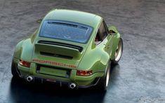 ジンガー・ビークル・デザイン ポルシェ 911 DLS