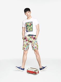 ZIOZIA Summer 2014 Ads Feat. Kim Soo Hyun | Couch Kimchi