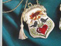 One charming little purse: Gallery.ru / Фото #10 - ь - ElenaSCH