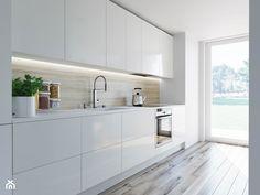 Kuchnia - zdjęcie od Houselab - Projektowanie Wnętrz Wrocław / Warszawa