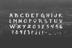 Raw Font by Noe Araujo on Creative Market