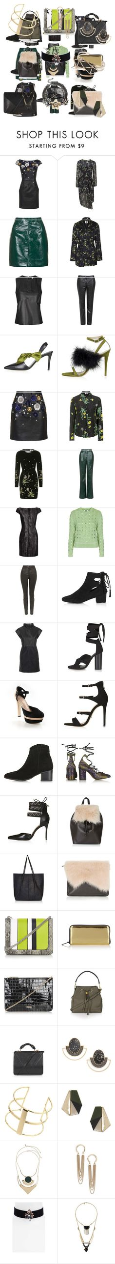 """""""Untitled #3541"""" by luciana-boneca on Polyvore featuring Topshop"""