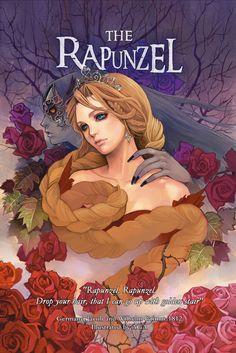 Rapunzel    by agasang