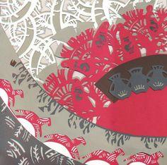 Сповнені. Ілюстрація до збірки творів Богдана-Ігора Антонича Велика