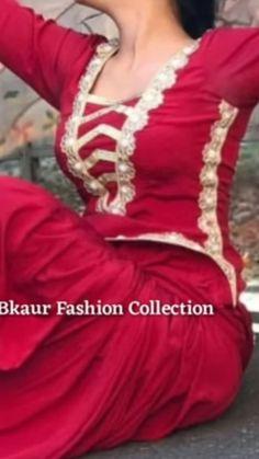 Patiala Dress, Patiala Suit Designs, Punjabi Girls, Indian Beauty Saree, Salwar Suits, Skin Care, Pictures, Beautiful, Dresses