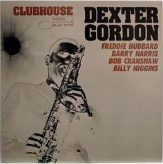 DEXTER GORDON / BILLY HIGGINS / CLUBHOUSE / BLUE NOTE / KING JAPAN GXF-3055