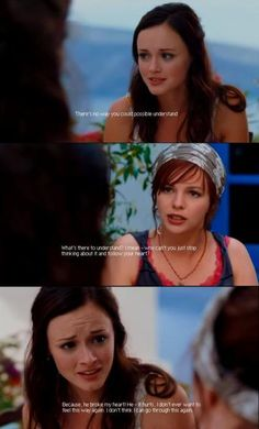I don't think I can go through this again [Sisterhood of the Traveling Pants 2]