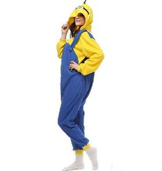 >> Click to Buy << Minions Cartoon Cosplay Party Costumes Comfy Leisure Animal Pajamas Jumpsuit Teens Adults Homewear Cheap Sale #Affiliate