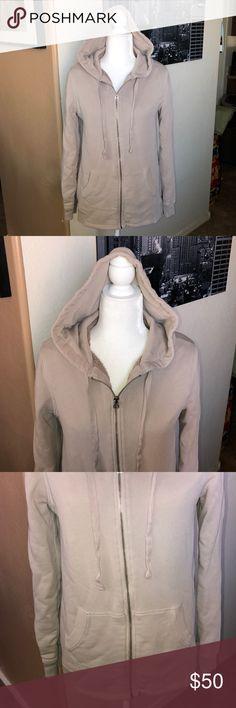 Ralph Lauren Green Fleece:, Please read cleansing instructions Logo hoodie |