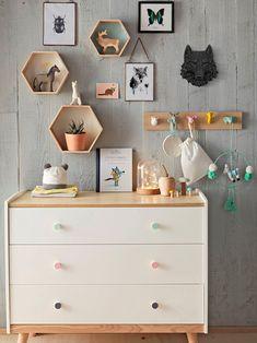 How to Use Feng Shui in a Baby's Room Room Interior Design, Kids Room Design, Baby Room Decor, Bedroom Decor, Ceramic Decor, Dresser As Nightstand, Furniture Arrangement, Girl Room, Home Remodeling