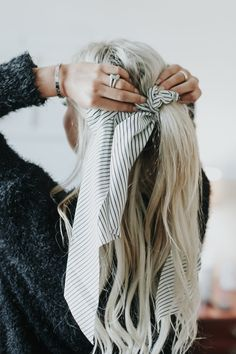 Whether you're having a bad hair day or a perfect hair day our Perfectly Fabulous Hair Scarf is the perfect piece to adorn your hair with. Cool Braid Hairstyles, Scarf Hairstyles, African Hairstyles, Pretty Hairstyles, Bad Hair Day, Your Hair, Perfect Hair Day, Bridal Hair Inspiration, Hair Ties