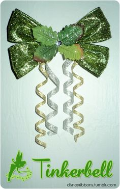 Bows inspired by disney characters :)