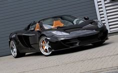 McLaren 12C Spider British Open by Wheelsandmore