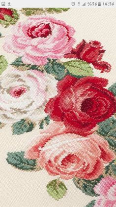 Details about Cross stitch PATTERN - Flower Borders - Ukrainian Vyshyvanka - Mexican Boho Cross Stitch Rose, Cross Stitch Animals, Cross Stitch Flowers, Cross Stitch Charts, Cross Stitch Designs, Cross Stitch Patterns, Cross Stitching, Cross Stitch Embroidery, Embroidery Patterns