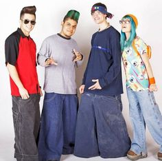 Unfortunately, JNCO Jeans brand is returning from the dead, and trying to make a comeback. Their pants are being sold as a part of the heritage collection. So if you were into this 90's fad you're in luck, Bailey Toupin