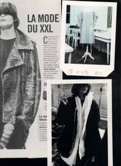 #119 AW 2000-01 - Cooperation magazine, oversized collection feature and snap shots of looks